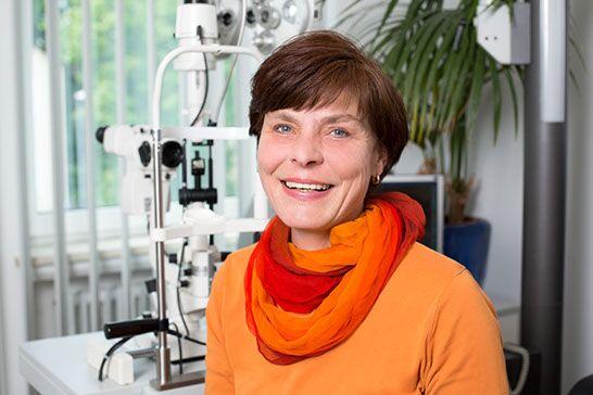 Augenarztzentrum Erding Augenarzt Praxis Augen Laserbehandlung Operation - Dr. med. Frederike Hochhaus
